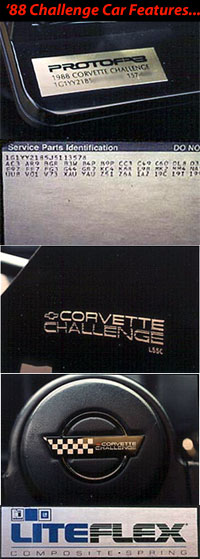 Corvette Performance - Features