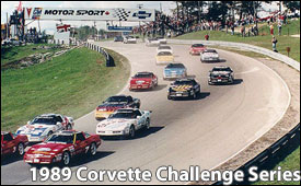 1989 Corvette Challenge Series - Click for more information!