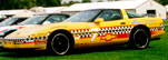Mark Behm Corvette Challenge Car